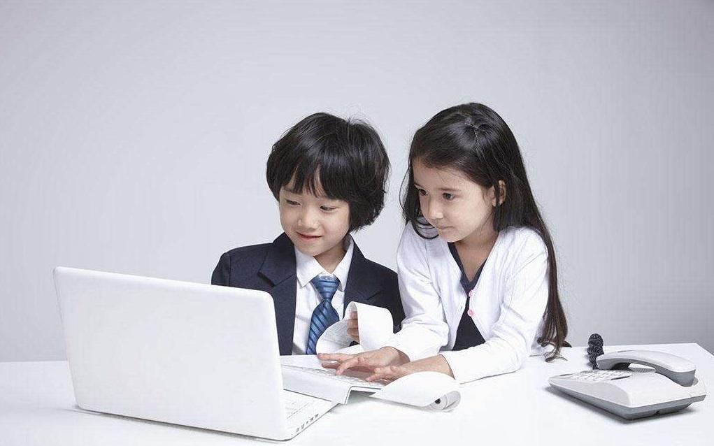 郑州少儿编程学习